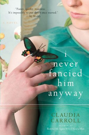 I Never Fancied Him Anyway book image