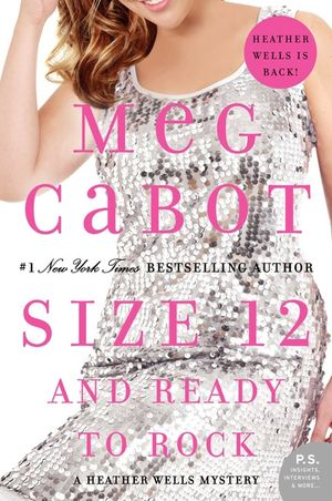 Size 12 and Ready to Rock book image