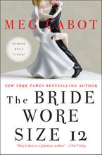 The Bride Wore Size 12 Paperback  by Meg Cabot