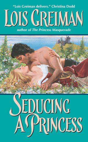 Seducing a Princess book image