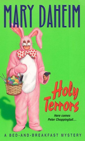 Holy Terrors book image