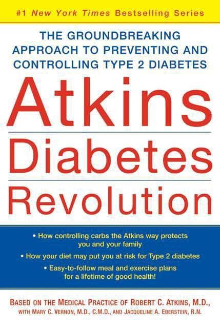 The Atkins Diet Book