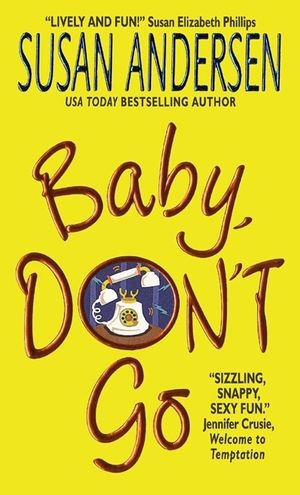 Baby, Don't Go book image
