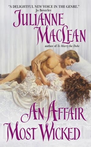 An Affair Most Wicked book image