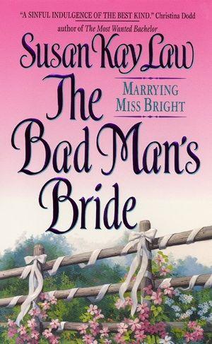 The Bad Man's Bride book image