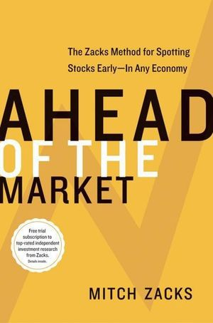 Ahead of the Market book image