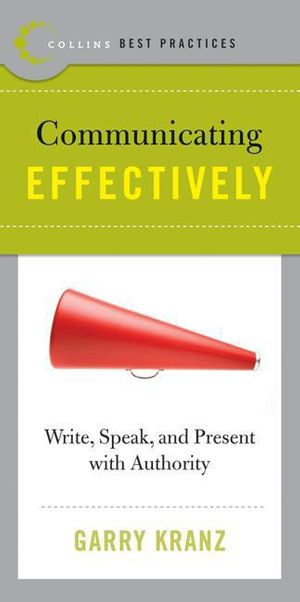 Best Practices: Communicating Effectively book image