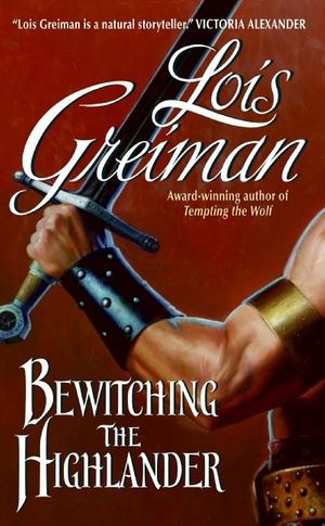 Bewitching the Highlander book image