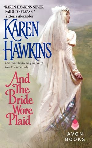 And the Bride Wore Plaid book image