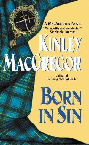 Born in Sin book image
