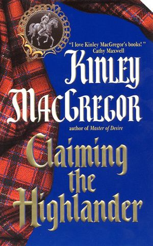 Claiming the Highlander book image