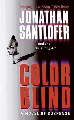 Color Blind book image
