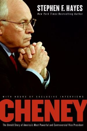 Cheney book image
