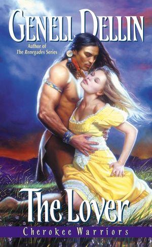 Cherokee Warriors: The Lover book image