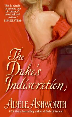 The Duke's Indiscretion book image