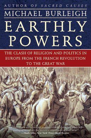 Earthly Powers book image