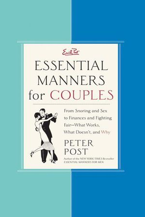 Essential Manners for Couples book image