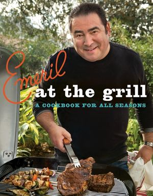 Emeril at the Grill book image