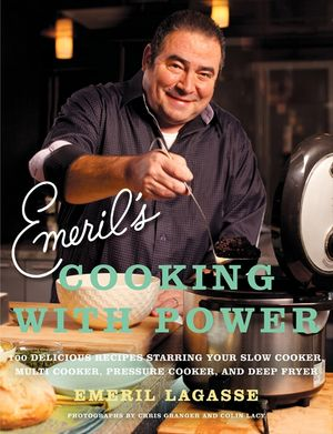 Emeril's Cooking with Power book image