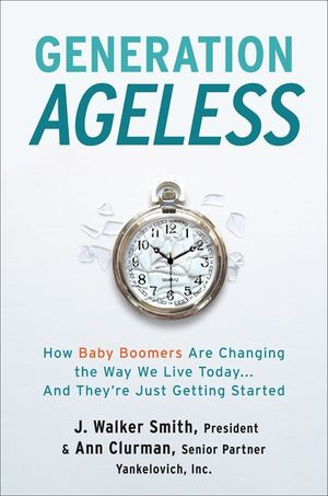 Generation Ageless book image