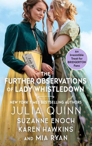 The Further Observations of Lady Whistledown book image