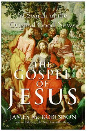 The Gospel of Jesus book image