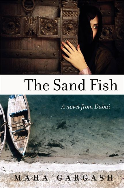 The Sand Fish Maha Gargash Paperback