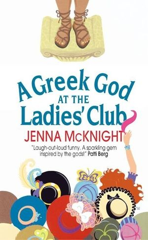 A Greek God at the Ladies' Club book image