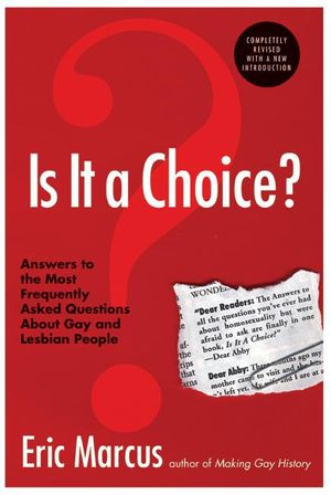 Is It a Choice? 3rd ed. book image