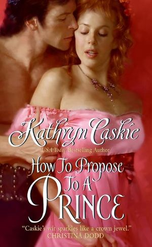 How to Propose to a Prince book image