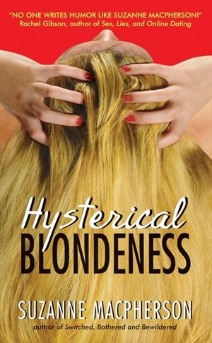 Hysterical Blondeness book image