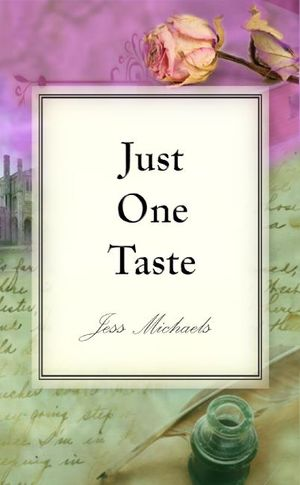 Just One Taste book image