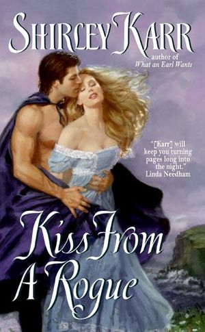 Kiss From a Rogue book image