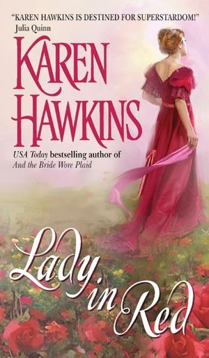 Lady in Red book image