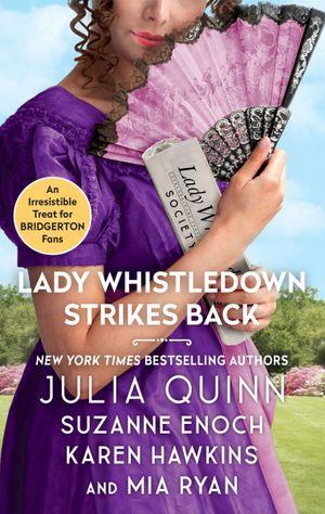 Lady Whistledown Strikes Back book image