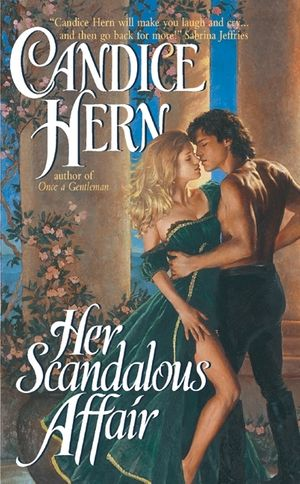 Her Scandalous Affair book image