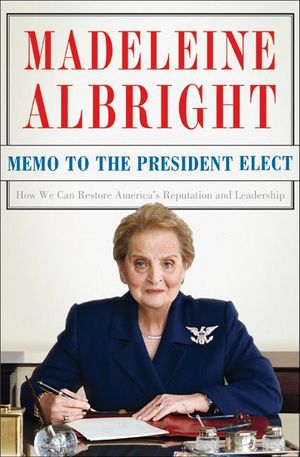 Memo to the President Elect book image