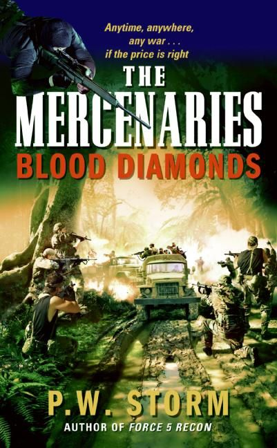 books about blood diamonds