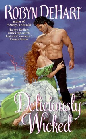 Deliciously Wicked book image