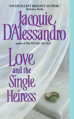 Love and the Single Heiress book image