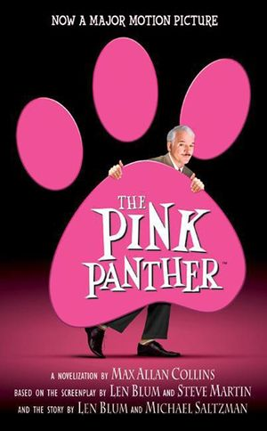 The Pink Panther book image