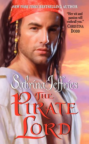 The Pirate Lord book cover
