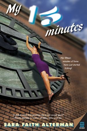 My 15 Minutes book image