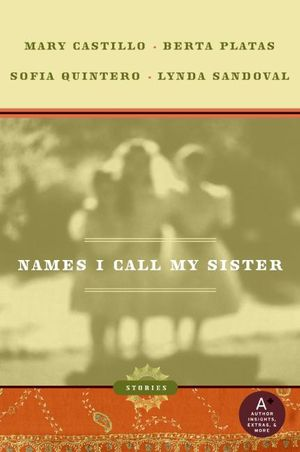 Names I Call My Sister book image