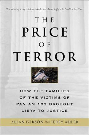 The Price of Terror book image