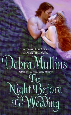 The Night Before The Wedding book image