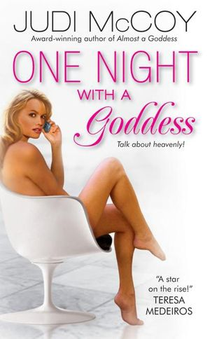 One Night With a Goddess book image