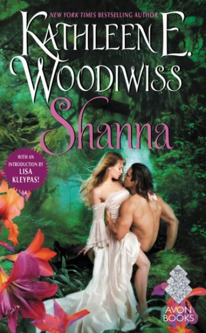 Shanna book cover