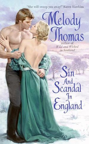 Sin and Scandal in England book image