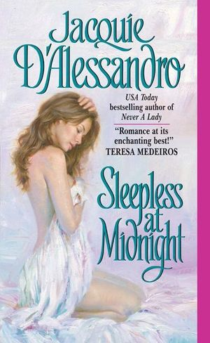 Sleepless at Midnight book image